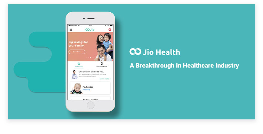 Healthcare mobile app