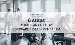 6 Steps to Build an Effective Software Development Team