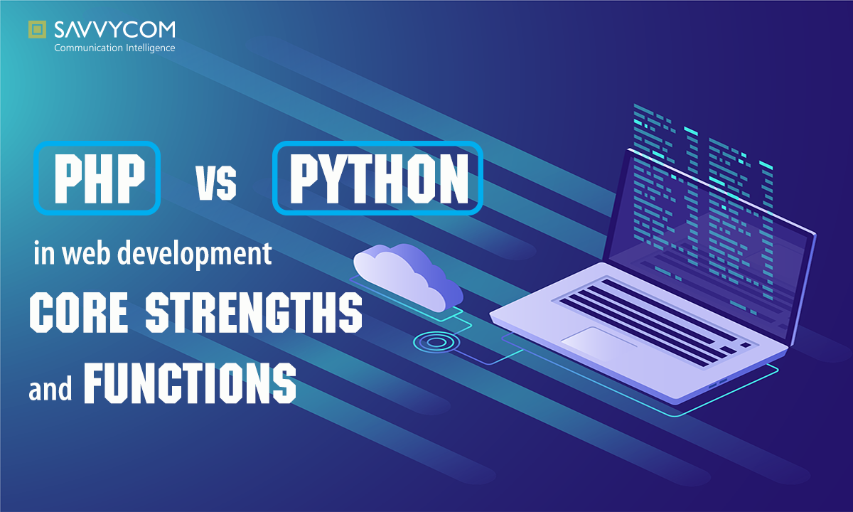 php vs python in web development
