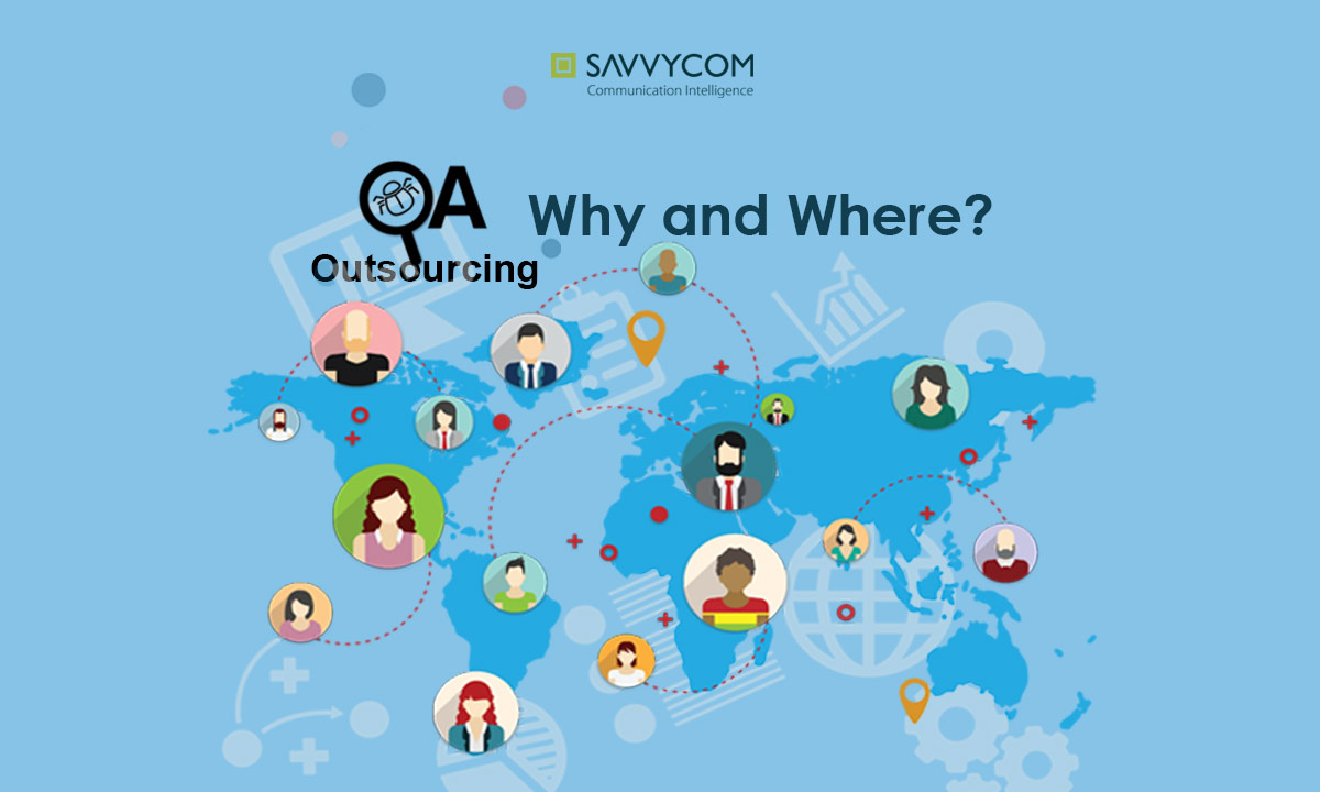 QA outsourcing 101 Why and Where