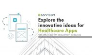 Healthcare App Ideas: What You Should Not Miss in 2021
