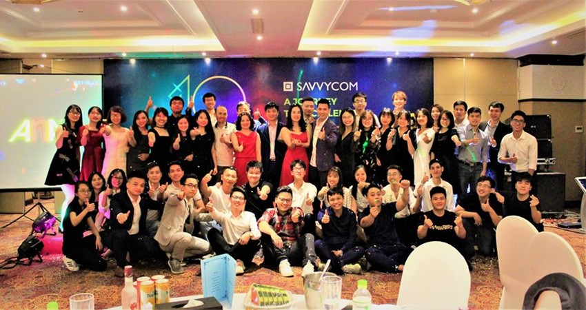 Savvycom Anniversary | Year End Party