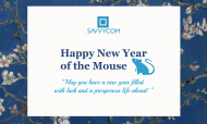 Year of the Mouse 2020: Lunar New Year's greetings