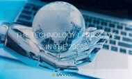 The technology landscape in 2020s