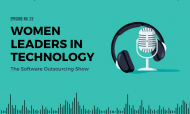 Savvycom CEO featured on Accelerance podcast about Women Leadership