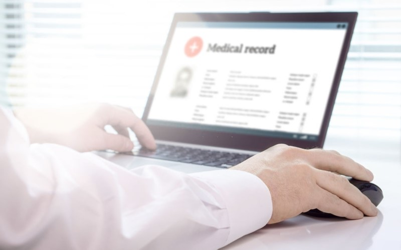 Personal Health Record Online