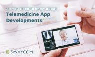 All You Need To Know About Telemedicine App Development