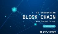 11 Industries Blockchain Will Change Forever