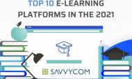 Top 10 E-Learning Platforms in the 2021