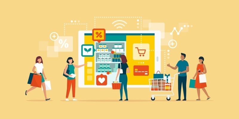 The ways technology change Holiday Shopping -5
