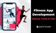 Fitness App Development: Features, Trends and Costs