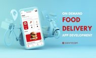 On-Demand Food Delivery App Development Services: Features & Costs
